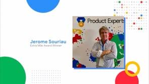 Jerome Souriau EMEA Google Award - Publicité en ligne