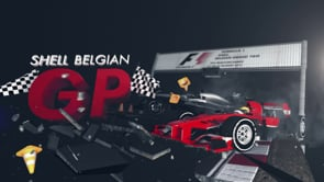 Spa Grand Prix - TV spot - Animation
