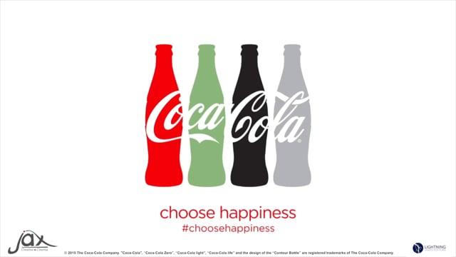 Coca-Cola - Lightning Video Editors - Film