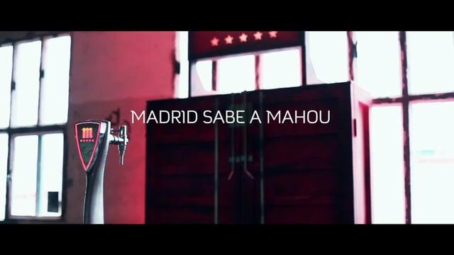 Madrid sabe a Mahou - Relaciones Públicas (RRPP)
