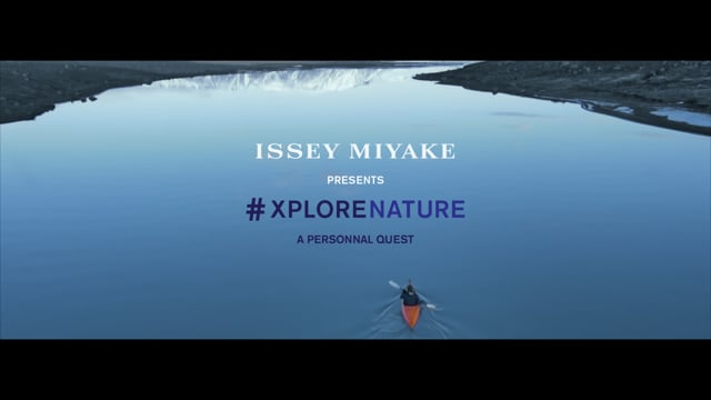 Issey Miyake Parfums - Eau d'Issey pour Homme - Vidéo