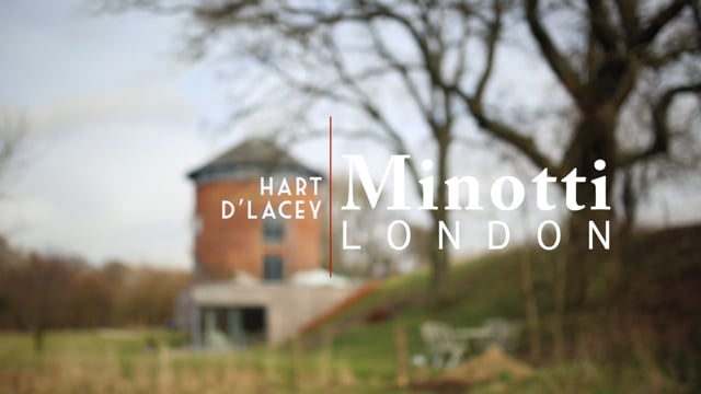 Minotti London & Hart D'Lacey Partnership Video - Vídeo