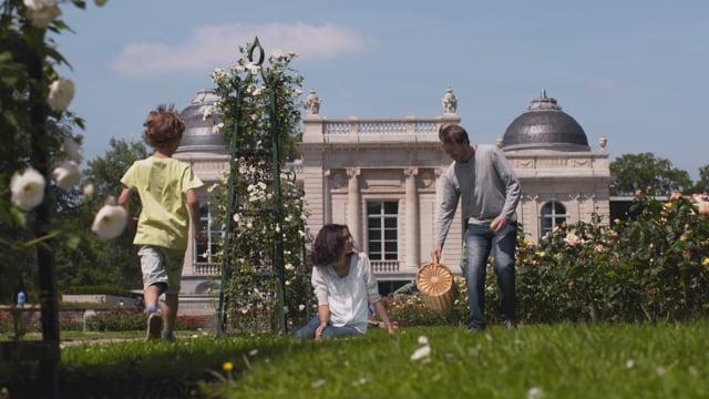 La Boverie à Liège - Vidéo