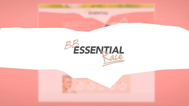BB Essential Race - E-mailing