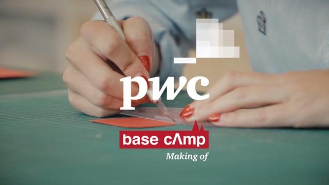 PwC Base Camp - Stratégie digitale