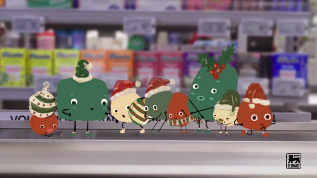 Delhaize End of Year compilation - Film