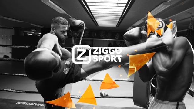 Ziggo Sport — Branding & Design - Ontwerp