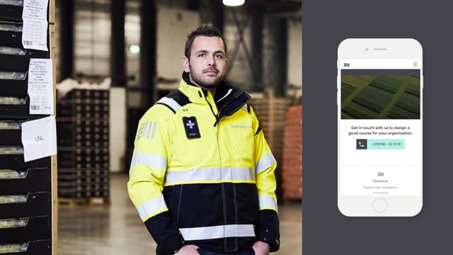 Een nieuwe merkstrategie en website voor Goodacre