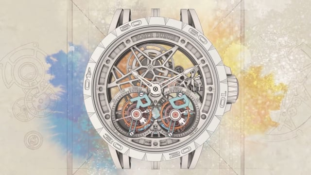 Roger Dubuis - Dare to be Rare - 3D