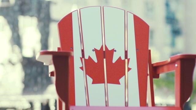 Custom Sports Chair Advertisement - Movie