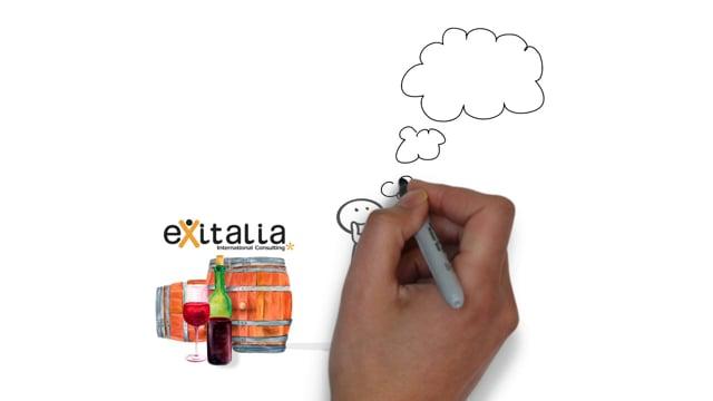 Pizarra animada Exitalia - Animación Digital