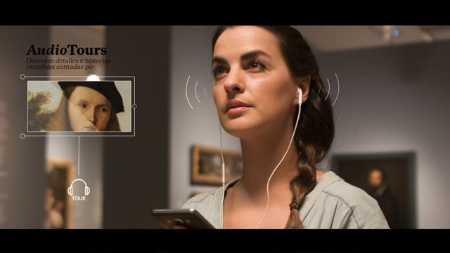 App Second Canvas Thyssen - Vídeo