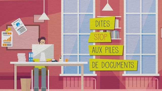 Bill to Box | Animation - Animation
