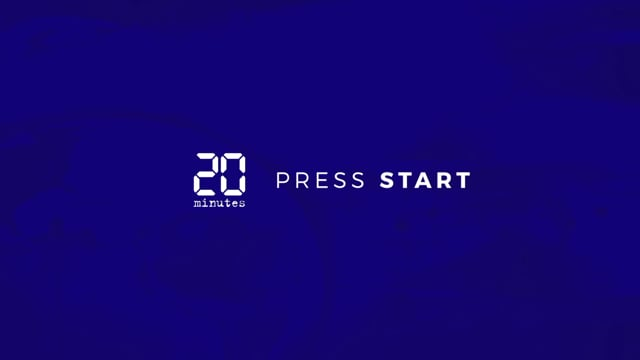 20MINUTES - Motion Design - Animation