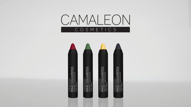 Vídeo Promocional-Camaleon Cosmetics Magic Colours