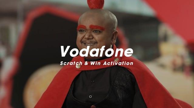 Vodafone - Scratch & Win - Film