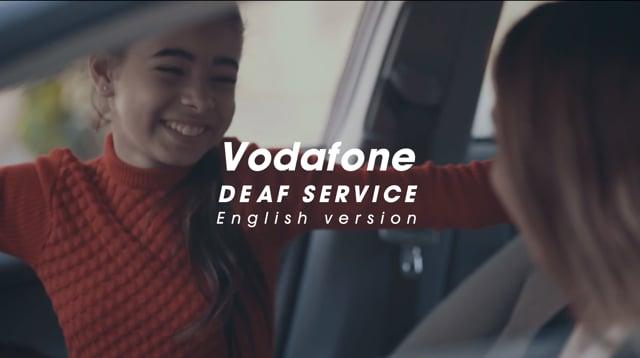 Vodafone  - Deaf Aid Service - Film