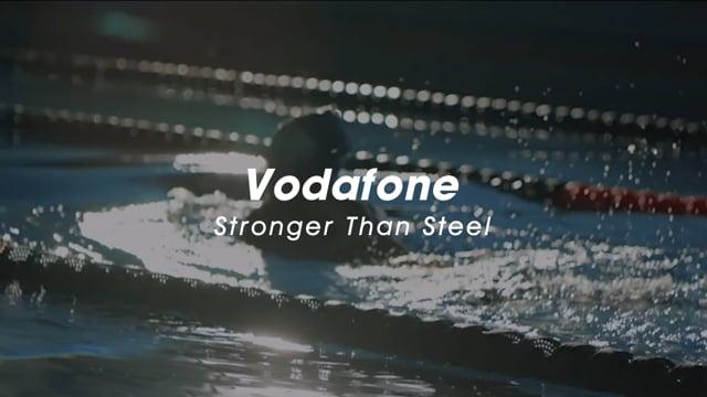 Vodafone  - Stronger Than Steel - Film