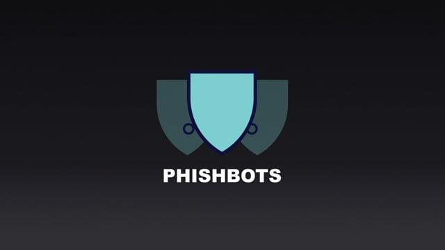PHISHBOTS - Motion Design - Animation