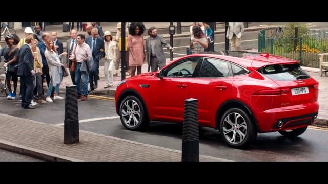 Jaguar E-Pace - Vídeo