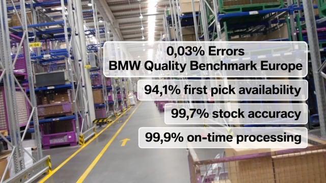 BMW Almacén Logístico - Vídeo