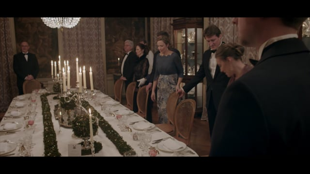 Aftermovie promo dinner in the castle