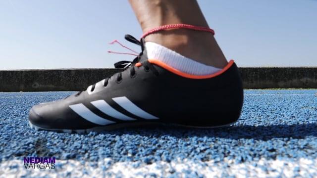 Vídeo promocional para la atleta Nediam Vargas - Vídeo