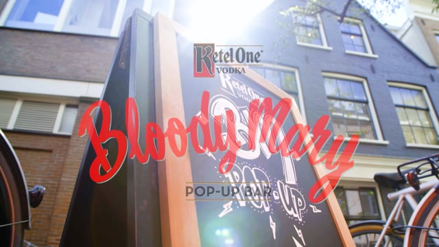 Ketel One Vodka Bloody Mary Pop-up