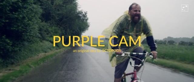 BNP // Purple Cam // Commercial - FR - Publicité