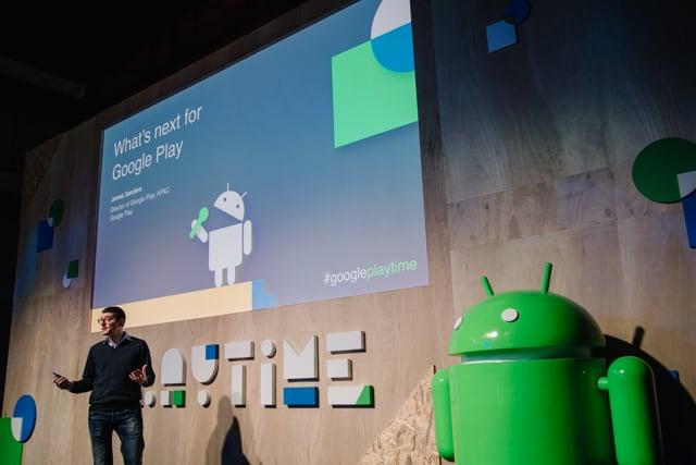 2016 Google Playtime Korea