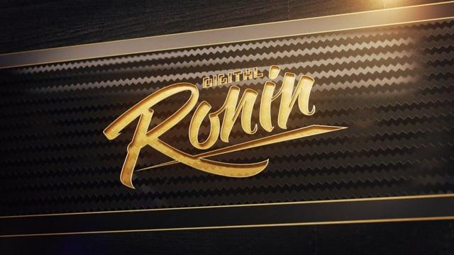 Digital Ronin Reel - Motion Design
