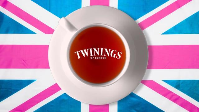 TWININGS - TV Campaign - Les Thés Parfumés - Animation