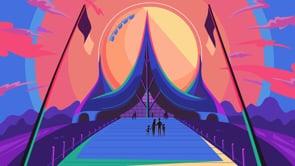 Efteling animatie - Motion Design