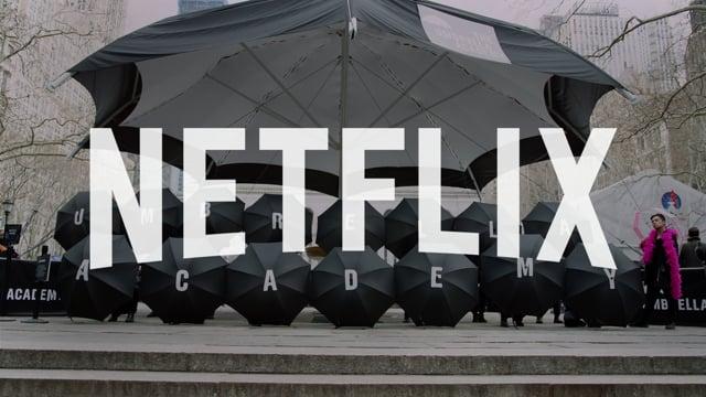 "Netflix ""Umbrella Academy Wedding"" - Social Media"