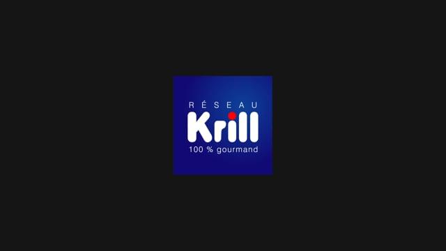 KRILL - VIDEO NOUVEAU CATALOGUE