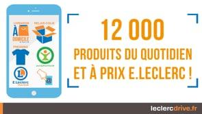 Campagne publicitaire digitale pour Leclerc - Advertising