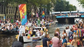 AXE on the Amsterdam Pride - Film