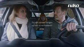 Niko Out Of Home App - Batibouw - Film
