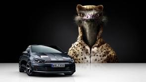 VW Postproduction - Motion-Design