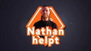 KNVB - YouTube serie -  Nathan Helpt - Motion Design