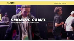 Smoking Camel