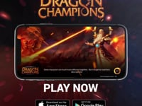 27,000 paying users for Dragon Champions - Advertising