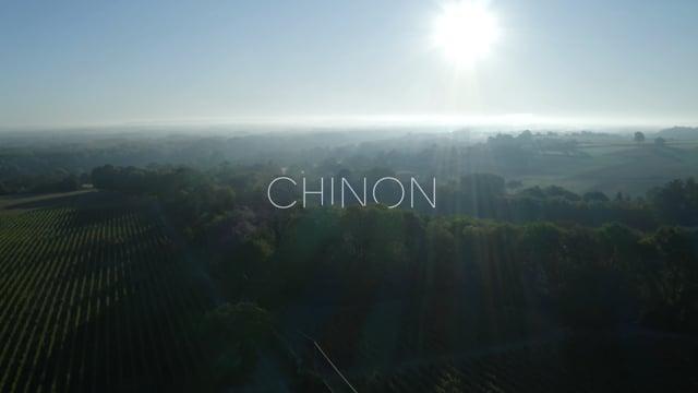 AOC Chinon - Publicité