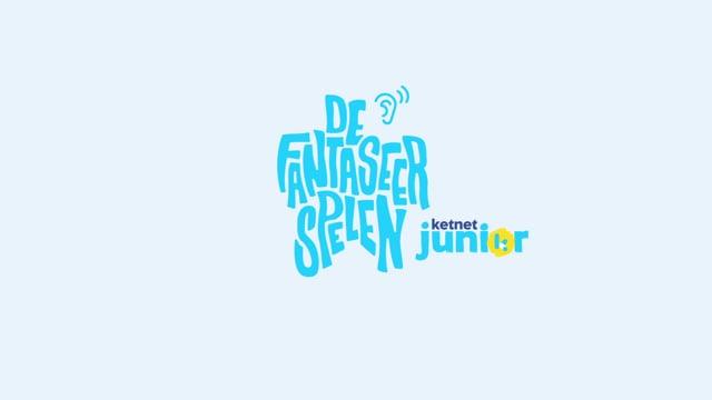 Ketnet Junior - De Fantaseerspelen - Image de marque & branding