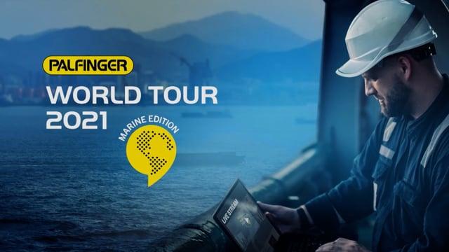 PALFINGER World Tour Marine Edition 2021 - Event