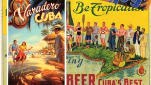 The Cuba Tour ad campaign