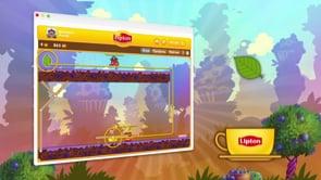 Lipton Social Playground: Lipton Journey