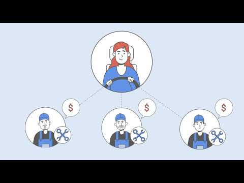 Création de vidéo motion design pour Lecarrousier - Animation