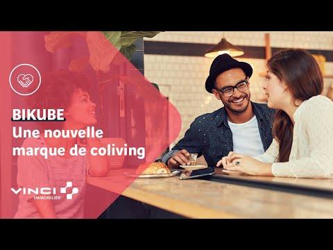 Branding d'une nouvelle offre VINCI Immobilier - Image de marque & branding