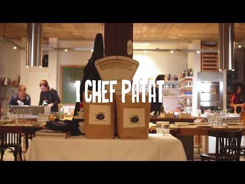 Evoke en VLAM selecteren Chef Patat - Copywriting